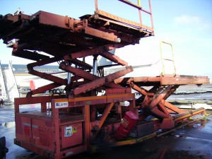 Ground Support Equipment Services and Repairs, Hydraulic Repairs,