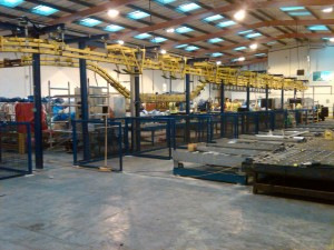 maintenance Engineering, mail distribution, distribution centre, metal fabrication companies