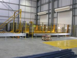 maintenance Engineering, truck dock, metal fabrication companies
