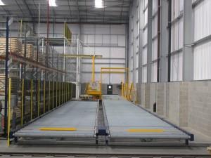 roller beds, roller bed system, warehouse roller beds, roller bed refurbishment,