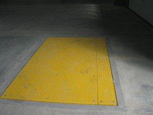 large floor scale, warehouse floor scales, floor scale installation, scale calibration,