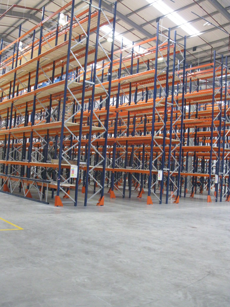 Pallet racks, pallet racking system, pallet rack refurbishment, pallet rack installation,