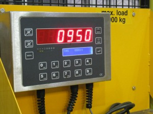 large scale caibration, scale calibration, scale calibration service