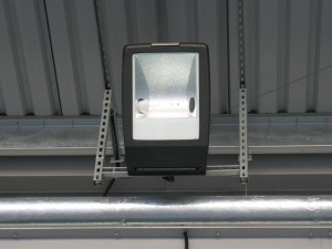 Warehouse light, Warehouse light replacement, warehouse light installation